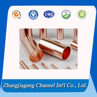 High precision competitive heating pipe copper prices from china