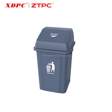 Newest design Eco-friendly Colorful Garbage Waste Bin