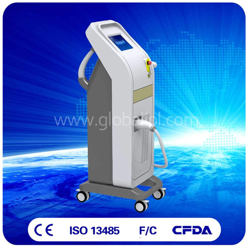2016 new globalipl q-switch nd yag laser 2000mj tattoo removal laser led light