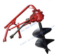 Three-Point Hitch Tree Planting Soil Hole Digger