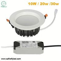 Office Lighting 145mm Diameter 20w katalog lampu downlight led for led retrofit projects