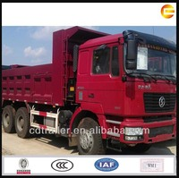 2016 new Shacman diesel mining off road tip lorry