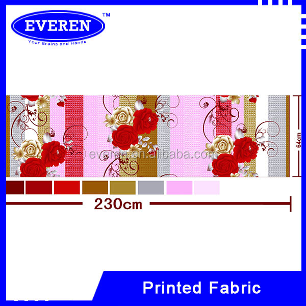 free sample available solid color 100 polyester woven fabric