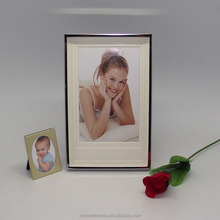 "5x7""high quality sainless steel add glass photo editing <strong>pictures</strong> wholesale"