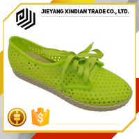 direct factory price nice quality pvc hiking running shoes for women
