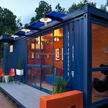 modern design prefab shipping container homes manufacturer china for sale