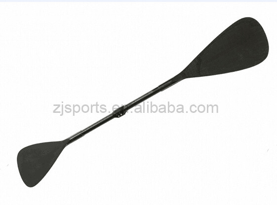 Convertible 3-Piece Carbon SUP Paddle Kayak Paddle with 2 Blades