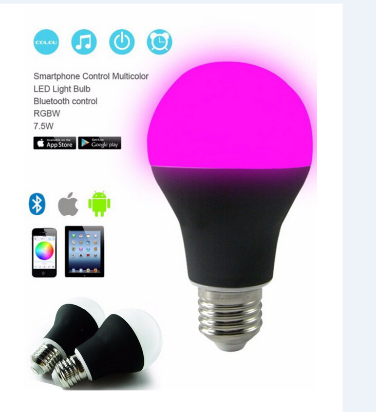 ideas for new products,Bluetooth RGBW multicolor led bare single spotlight lamp