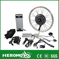 36V 750W 24'' front wheel powerful and light weight electric bike kit