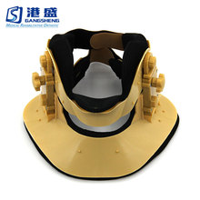High quality CE approved adjustable physiotherapy equipment medical cervical neck collar