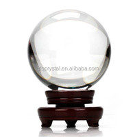 clear cristmas cristal ball for wholesale
