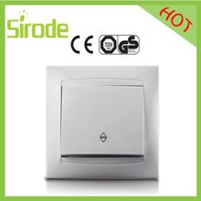 Europe Wall Smart Light Switch Manufacturer