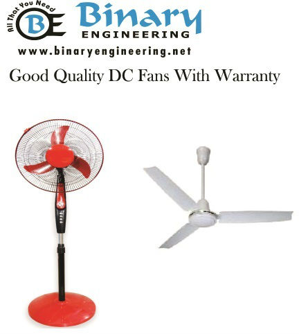 Good Quality 12V DC pure copper winding Pedestal & Ceiling Fans with warranty