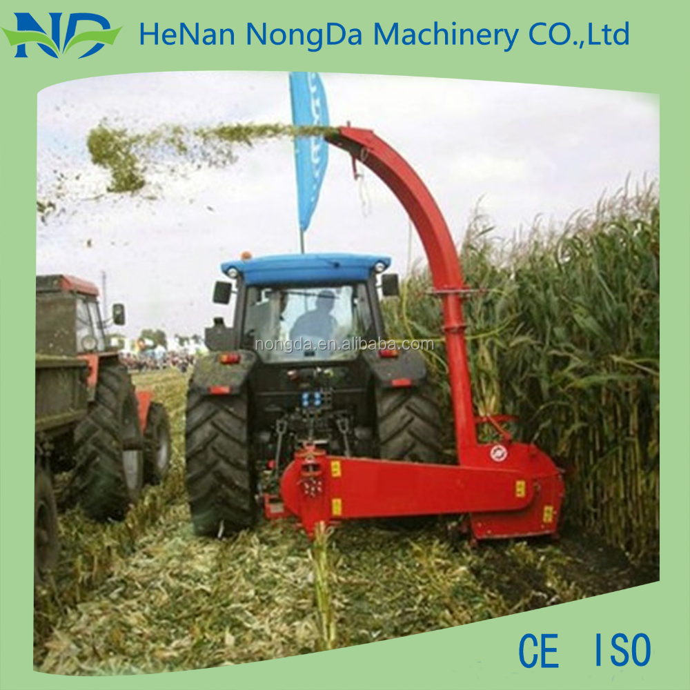 grass fodder cutting machine/silage cutter