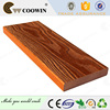 outdoor plastic laminated interlocking decking timber
