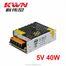 Switching Mode 40W Led Driver for Display Screen and Strip Light