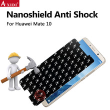 Factory Supply Wholesale 0.42mm Anti-broken Nano Shield Cell Phone HD TPU Screen Protector For Huawei Mate 10