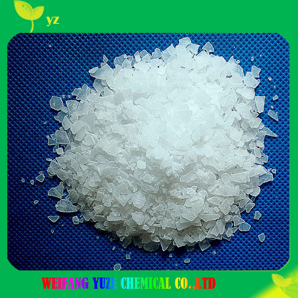 Magnesium Chloride Hexahydrate MSDS