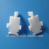 CNC machined custom special plastic parts/ auto car parts accessories