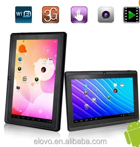 7 inch best low price tablet pc mini tablet android tablets for bulk