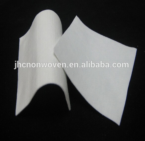 Heat insulation nonwoven glass wool needle felt made in china