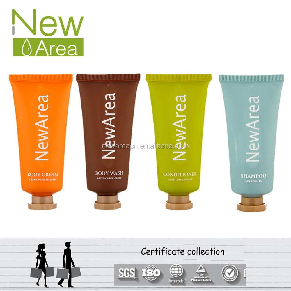 Yangzhou Jetway hotel cosmetic products wholesale with best quality hotel cosmetic products