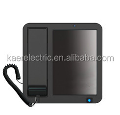 Big Screen 4G LTE Desktop Phone Android 4G Fixes Wireless Phone