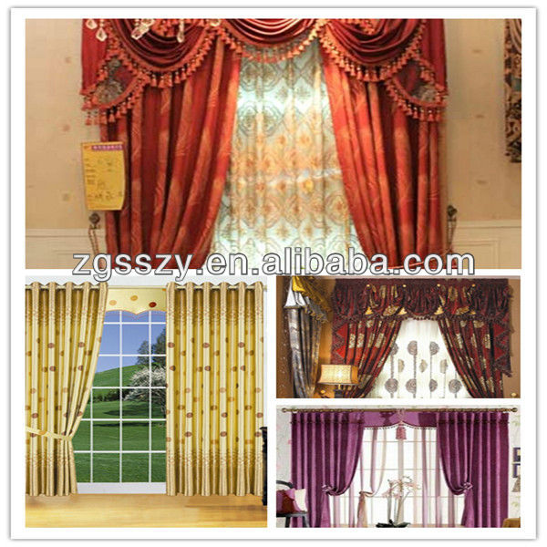 Automatic Window Curtain 2013 new Design
