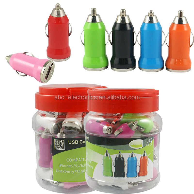 USB Car Charger Charging Power Adapter for Apple for iPod Touch for iPhone