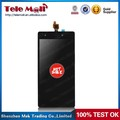 hot sale mobile phone display for Wiko Pulp 4G black/white