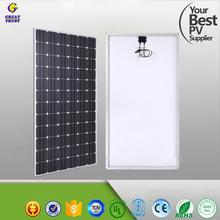Hot sale 300w poly crystalline pv solar module solar panel with TUV certification
