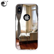 Alibaba china 3D printing mobile phone accessories case for iphone X