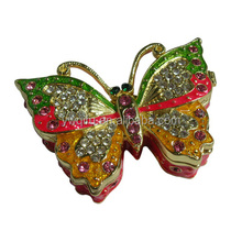2015 brand new wedding decoration metal butterfly christmas decorating for wholesales QF 2276