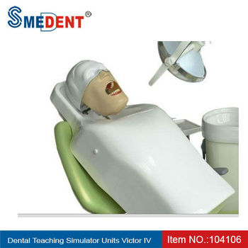 Dental Equipment Teaching Simple Simulator Units Victor IV