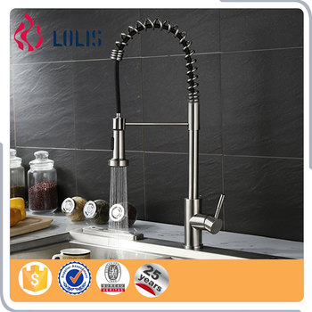 (A0024SN) New designed brushed kitchen faucet,pull out kitchen sink faucet mixer