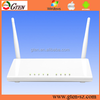 2.4GHz 300Mbps soho 30M Wireless-N MIMO N ADSL2+ Router