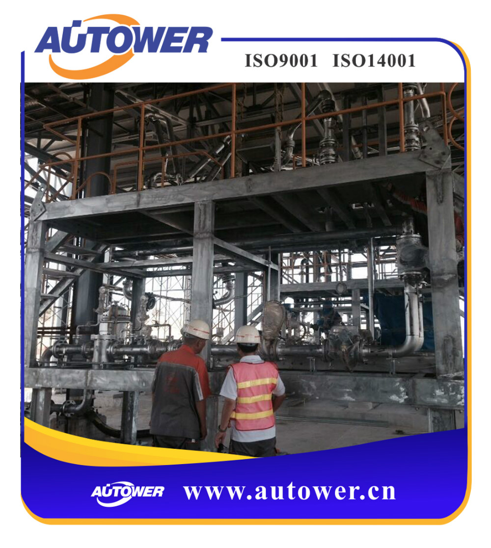 Special skid mounted chemical dosing system