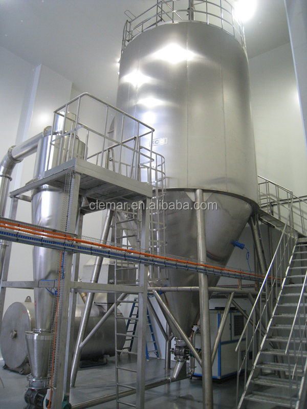 milk powder spray dryer /skimmed milk powder