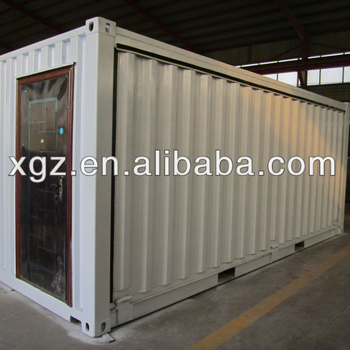 Low cost and light steel XGZ shipping container house
