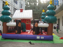 Hot Sale New Fashioned Christmas Decoration ,inflatable bouncy