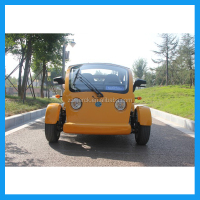 5KW electric farm car with cargo