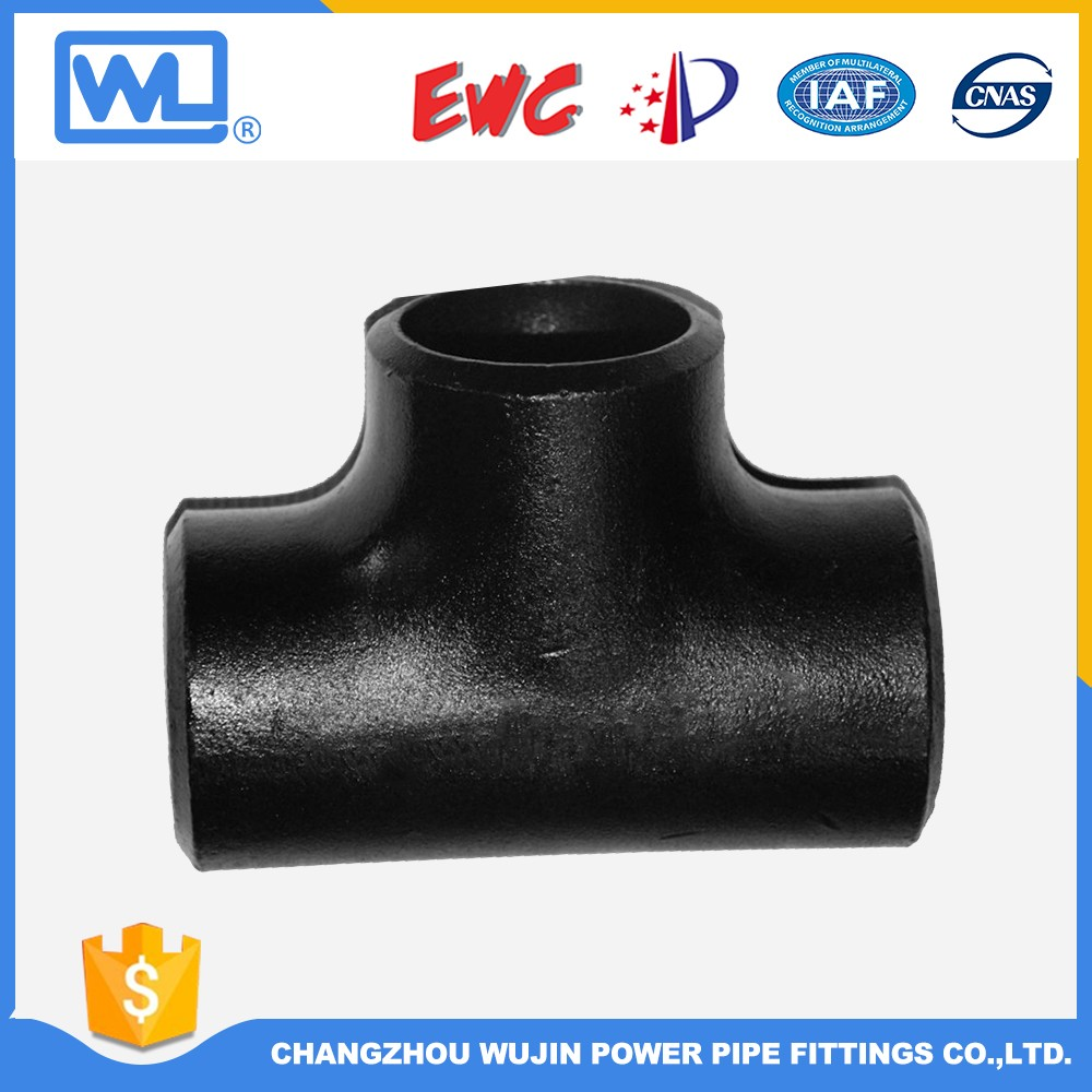Trade Assurance Brand New Reducer Pipe Fitting Elbow Tee