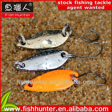 5g metal fishing trout fishing lures spoon