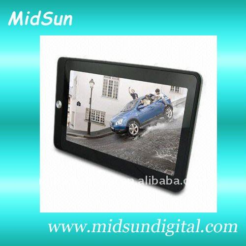 tablet pc video chat skype 1080P with gps and 3g cell phone