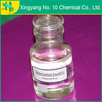 52 % Chlorinated Paraffin Oil For Polymeric materials