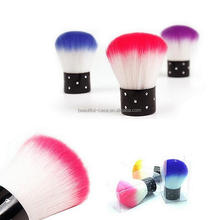 nail dust brush/cosmetic makeup brush/nail cleaning tool