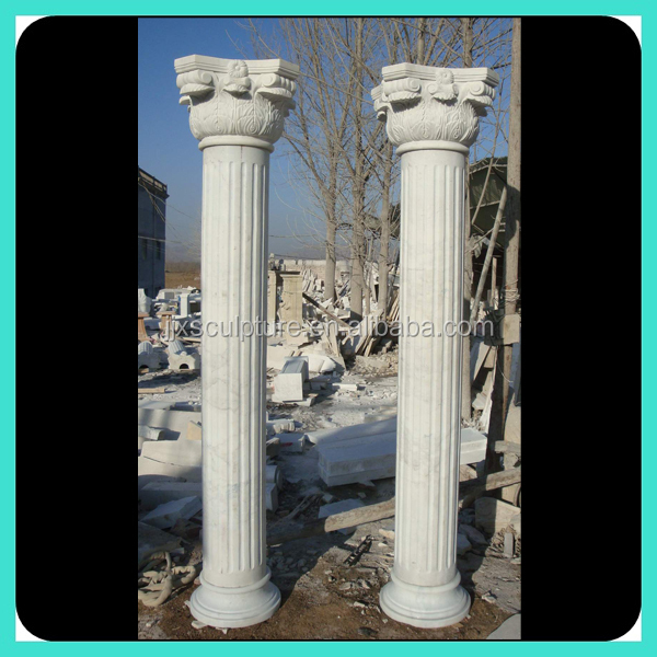 Decorative Columns Product : Indoor decoration natural stone column buy