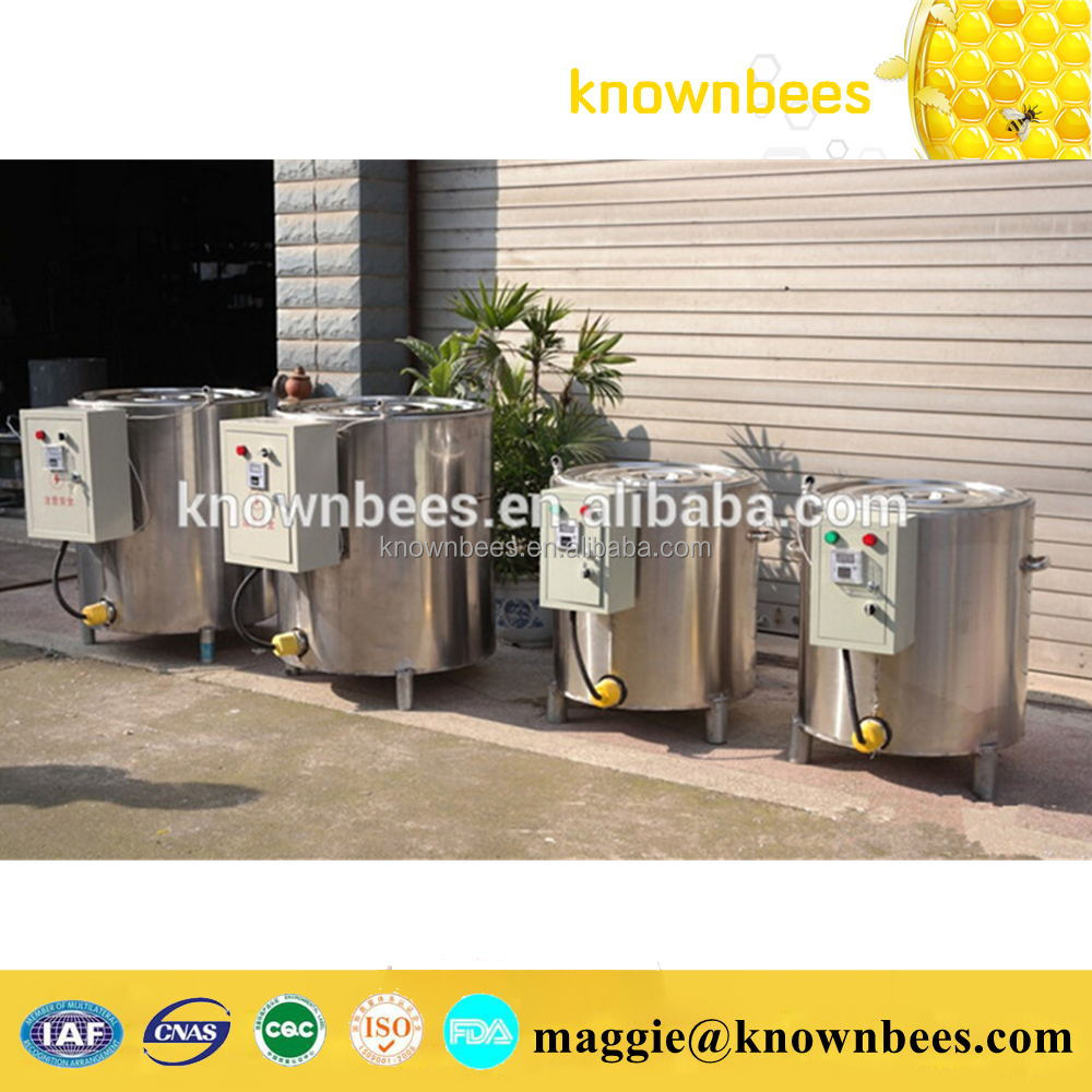 Automatic paraffin melting tank /candle wax warmer machinery