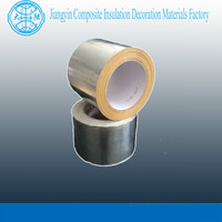 self adhesive joints and seams insulation duct air conditioning aluminum foil tape