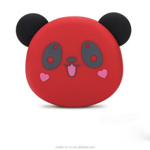 Lovely bear customized gift cartoon 10000mah power bank